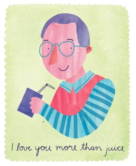 Marisa Seguin Arrested Development Valentines.