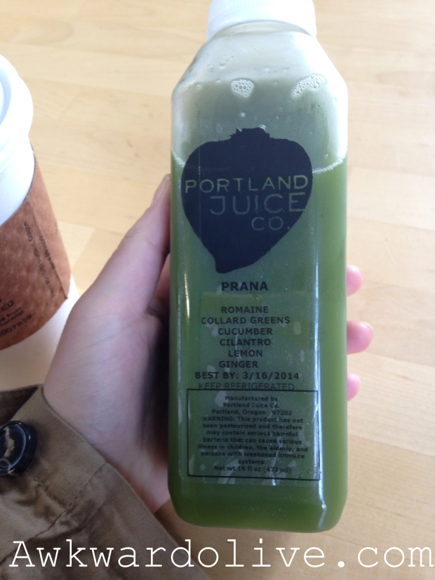 JUICE! Had a great morning meeting with PJC