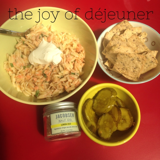 Awkward Olive Does Lunch: The joy of déjeuner.