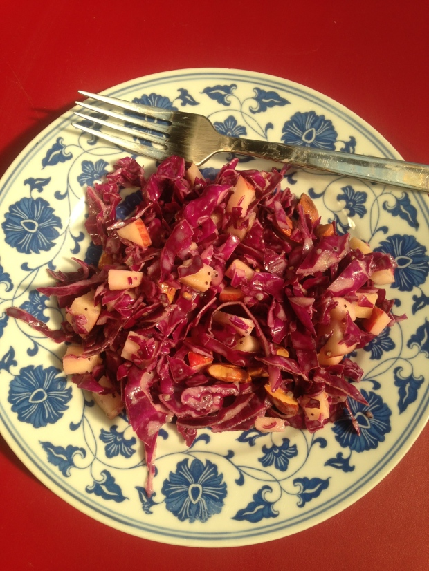 Autumn Coleslaw