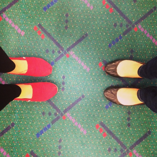 Obligatory PDX Carpet shot